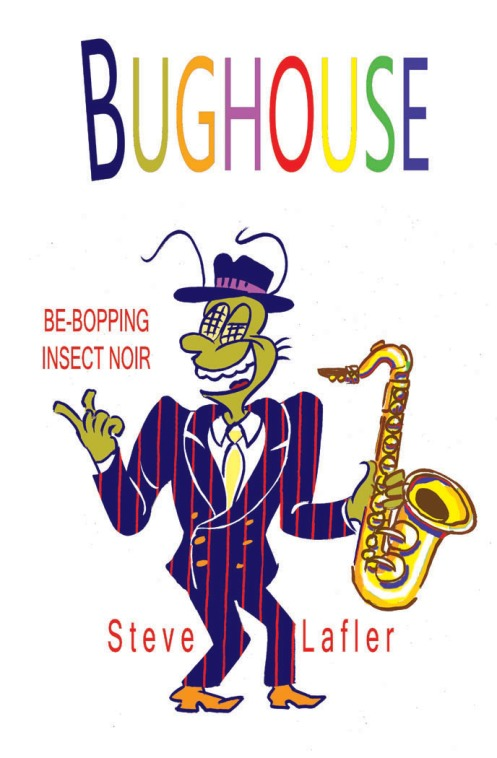 Promotional Art for my Bughouse Book tour.